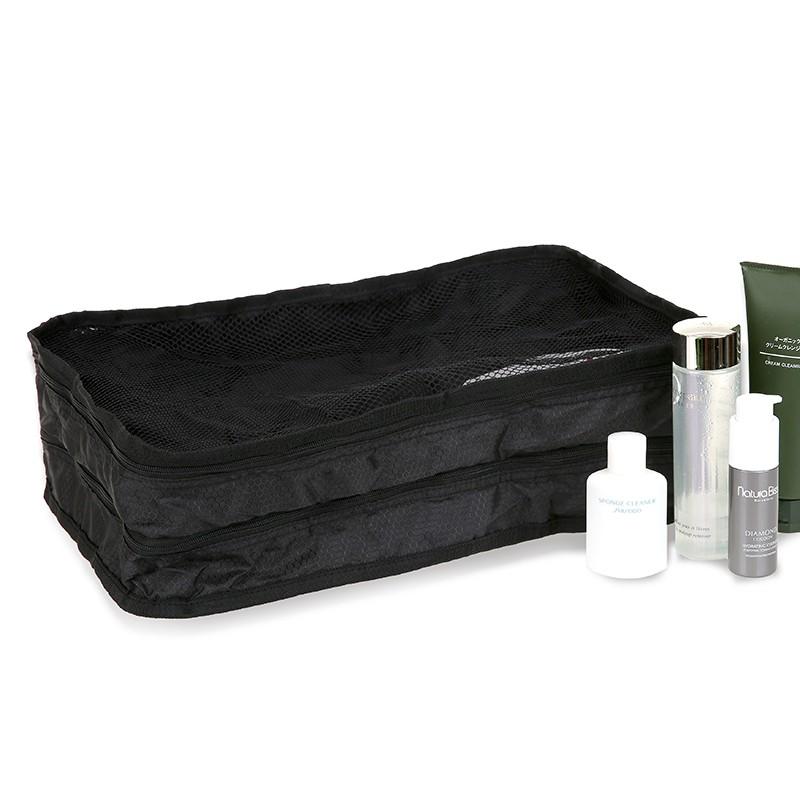 【内野】旅行双层收纳包洗簌袋便携收纳包UC-X027