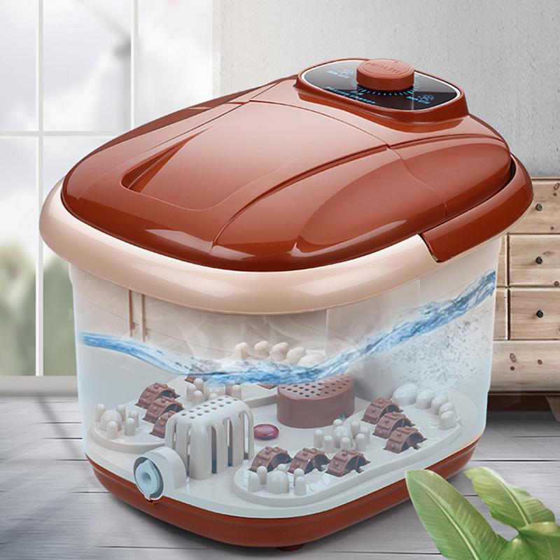 【夏新】足浴盆自动按摩加热泡脚桶家用洗脚盆AM-2800/AM-2801/AM-2802