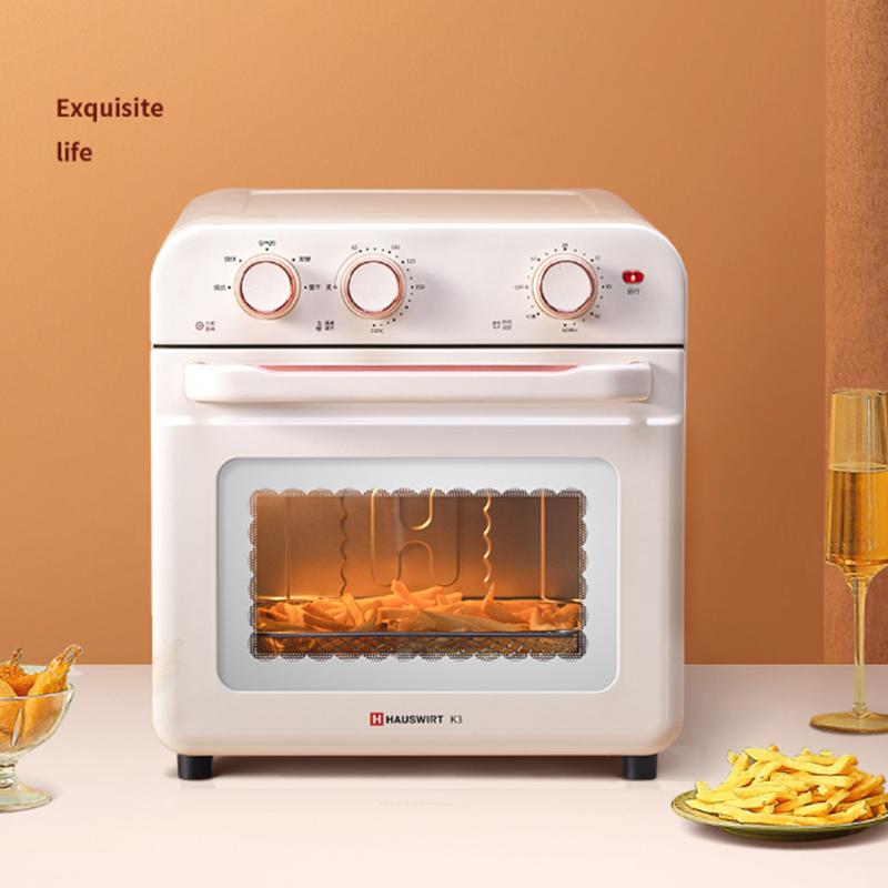 【海氏】空气炸烤箱18升家用小型多功能空气炸锅K3