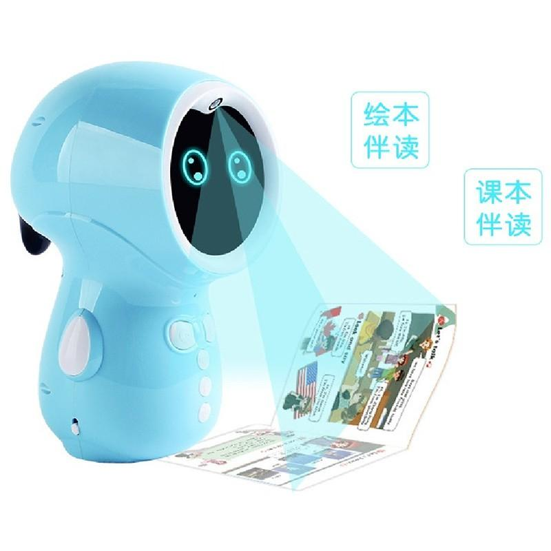 【儿乐宝】智能云绘本教育机器人语音对讲手机点播U5/U6
