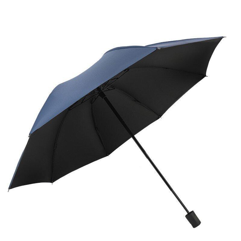 【金丝莉】品淳晴雨两用伞简约防紫外线折叠伞JS-202