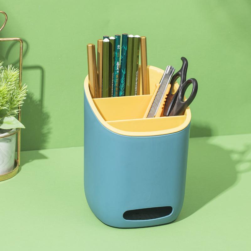 筷子置物架沥水多功能放餐具篓收纳盒笼家用筒厨房桶装勺子收纳盒