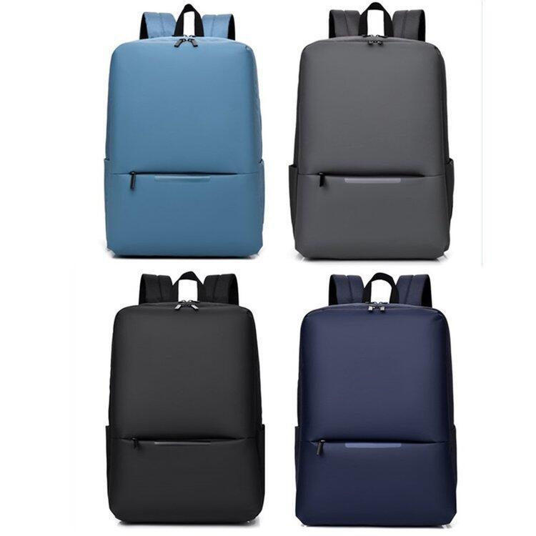 双肩包商务背包电脑包大容量学生书包M8029