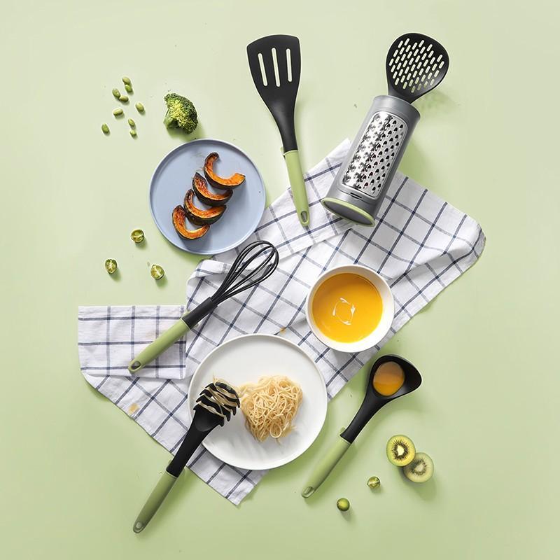 【FORUOR】多功能厨具六件套漏勺打蛋器汤勺意粉勺FU-CJJ679