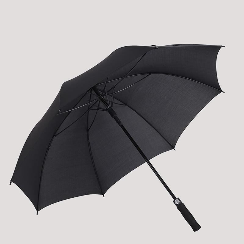 雨伞自动长柄伞广告伞直杆伞超大双人男士商务高尔夫伞