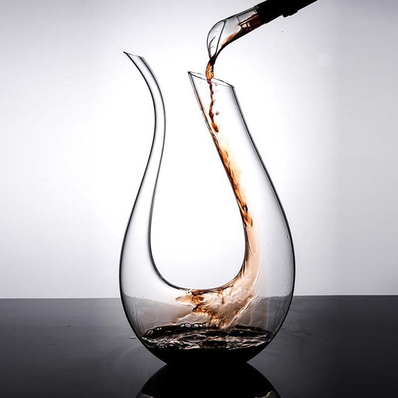 美居物红酒具三件套醒酒器高脚杯