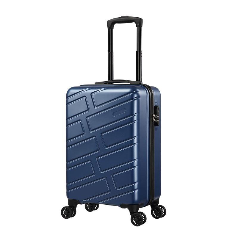 【美旅】八轮旋转拉杆箱26寸行李箱深蓝色68/25 NC5*41002
