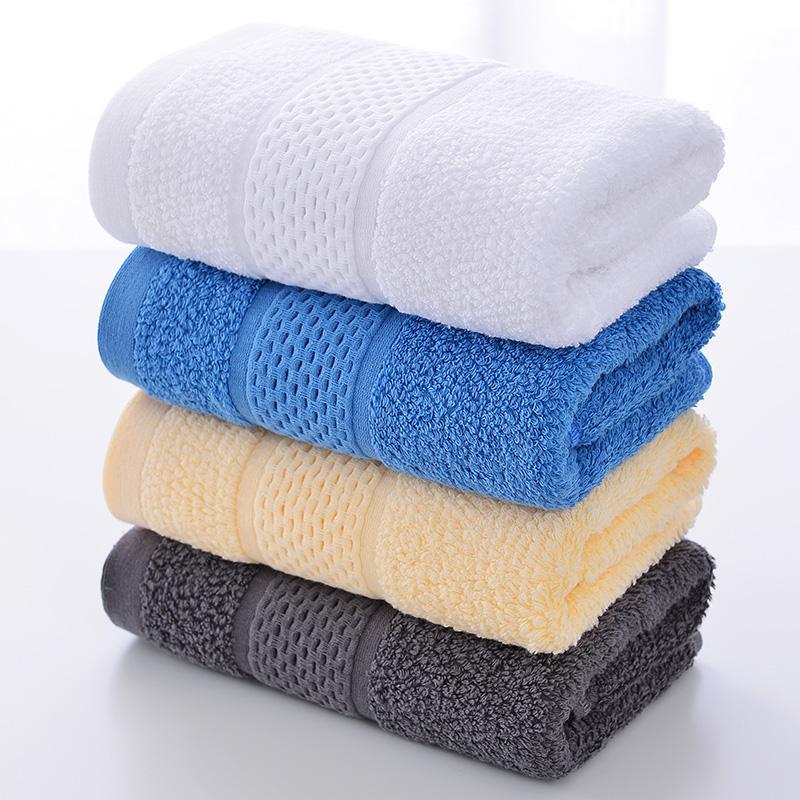 【洁丽雅】A类毛巾100%长绒棉柔软全棉加厚加大毛巾 W0397