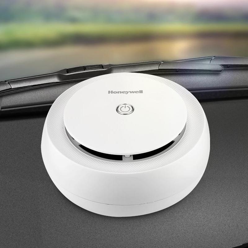 【霍尼韦尔】Honeywell车用车载空气净化器清新空气去除二手烟新车异味雾霾HWC03