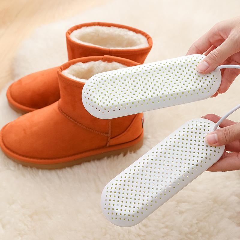 家用宿舍干鞋器智能家用暖鞋器除臭烘干便携式烘鞋器