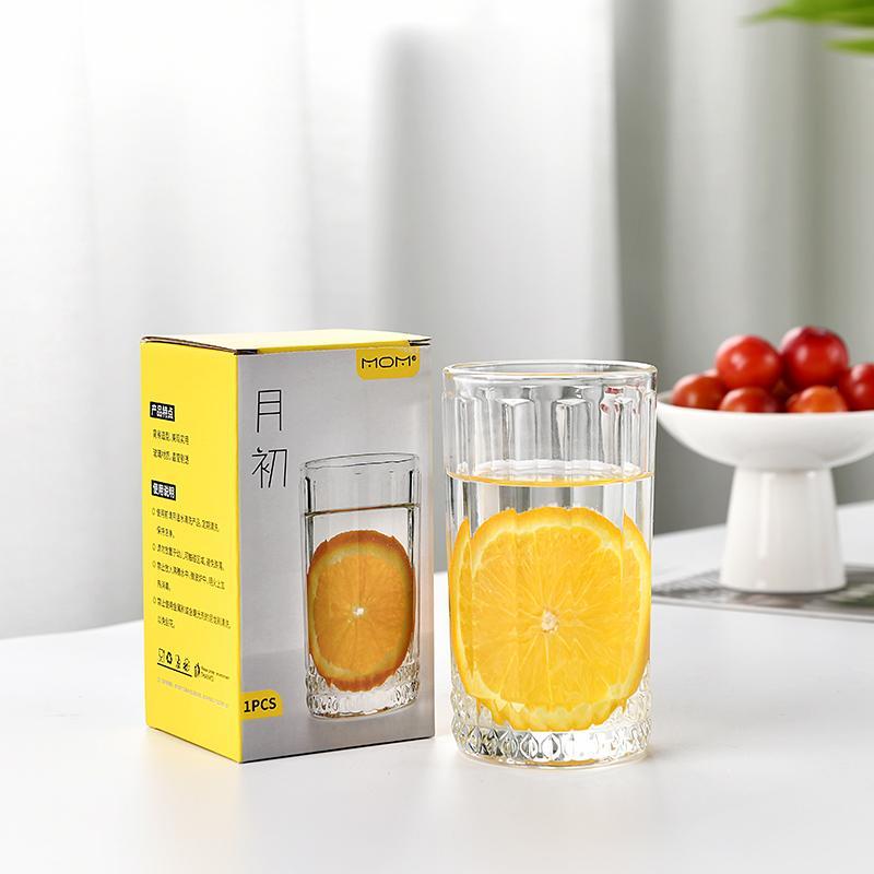 【MOM】玻璃杯水杯月初 璀璨杯一件套 6089/6090