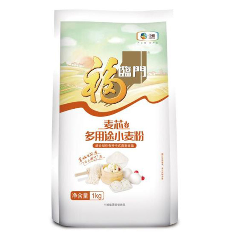 【中粮】福临门麦芯多用途小麦粉1kg