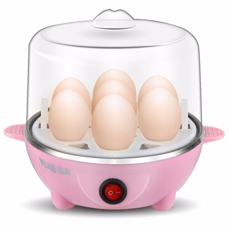 【优益】蒸蛋器自动断电迷你蒸蛋器 蒸蛋机 蒸蛋器迷你鸡蛋羹 Y-ZDQ2