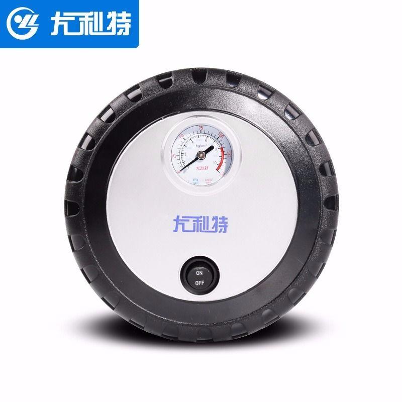 【尤利特】车载充气泵电动小轿车便携式汽车轮胎多功能12v车用打气泵 YD-7026