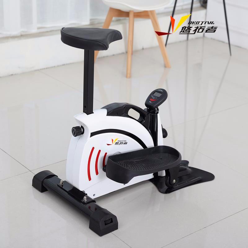 【悠拓者】太空漫机室内健身轻奢运动跑步步行机踏步机灵动版 YT-TB001 白色